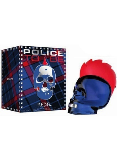 Police To Be Rebel Ww Man Edt 125 Ml Renksiz